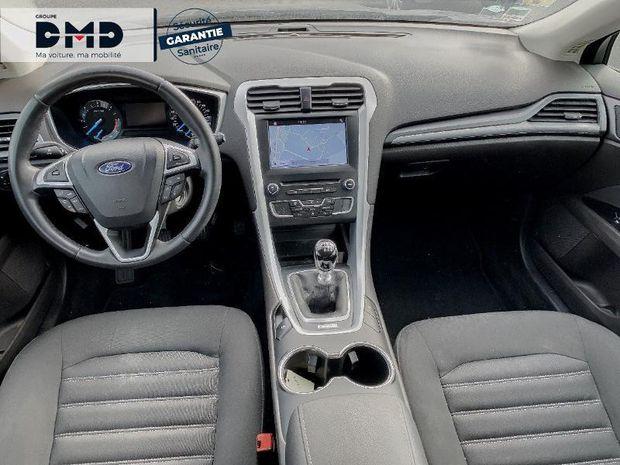 Photo miniature de la Ford Mondeo SW 1.5 TDCi 120ch ECOnetic Business Nav 2017 d'occasion