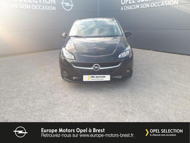 Photo miniature de la Opel Corsa 1.4 Turbo 100ch Play Start/Stop 5p 2016 d'occasion