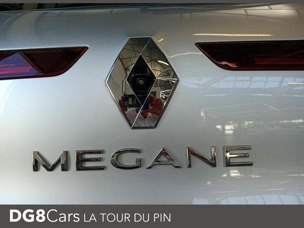 Photo miniature de la Renault Megane 1.3 TCe 160ch FAP Intens EDC 2019 d'occasion