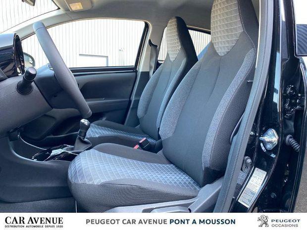 Photo miniature de la Peugeot 108 VTi 72 Style S&S 4cv 5p 2020 d'occasion