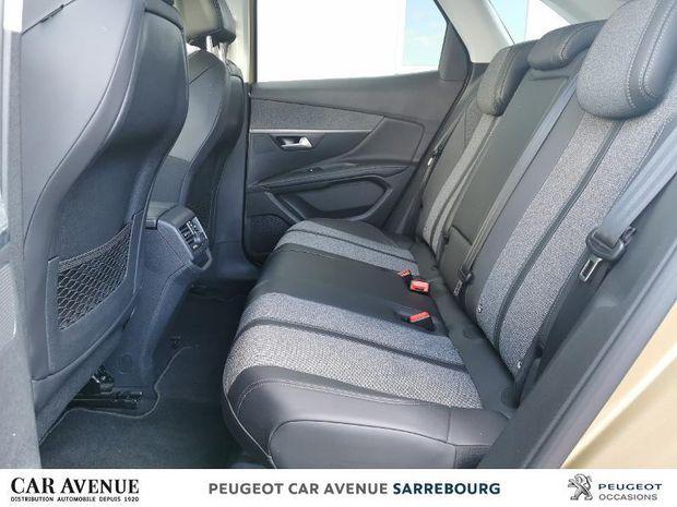 Photo miniature de la Peugeot 3008 1.2 PureTech 130ch Allure S&S EAT6 2018 d'occasion