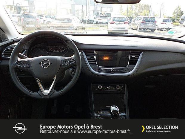 Photo miniature de la Opel Grandland X 1.5 D 130ch ECOTEC Design Line 2019 d'occasion
