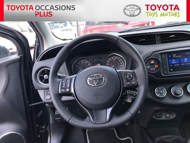 Photo miniature de la Toyota Yaris 70 VVT-i Design Y20 5p MY19 2019 d'occasion