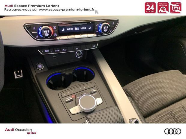 Photo miniature de la Audi A5 Cabriolet 2.0 TFSI 190ch S line S tronic 7 2019 d'occasion