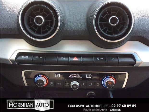 Photo miniature de la Audi Q2 1.4 TFSI COD 150 CH BVM6 2018 d'occasion