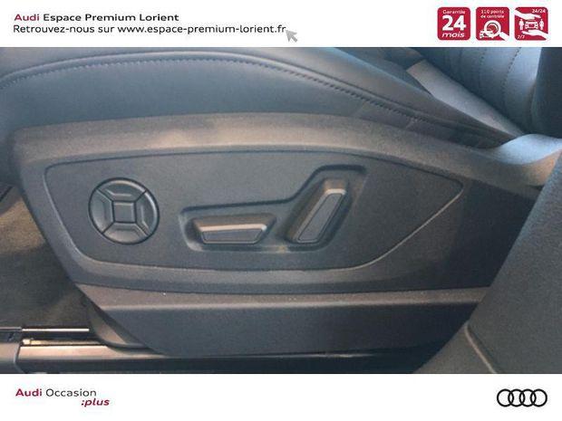 Photo miniature de la Audi E-tron 50 230ch Avus e-quattro 2020 d'occasion