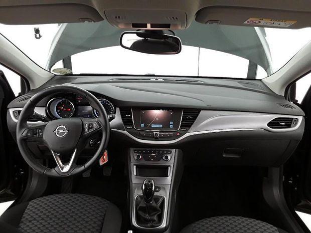 Photo miniature de la Opel Astra Sports Tourer 1.6 D 110ch Edition Euro6d-T 2019 d'occasion