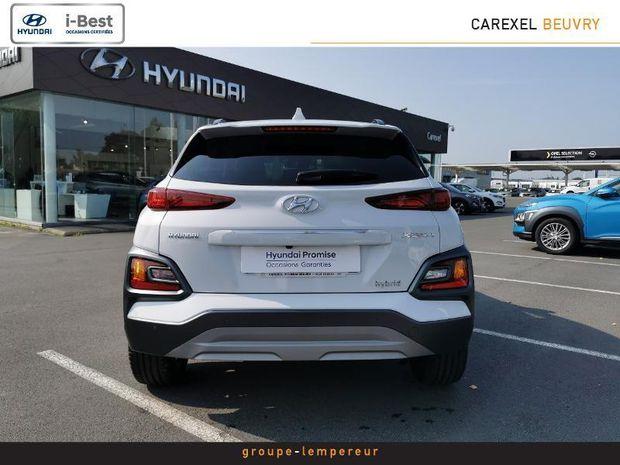 Photo miniature de la Hyundai Kona 1.6 GDi hybrid 141ch Creative DCT-6 Euro6d-T EVAP 2020 d'occasion