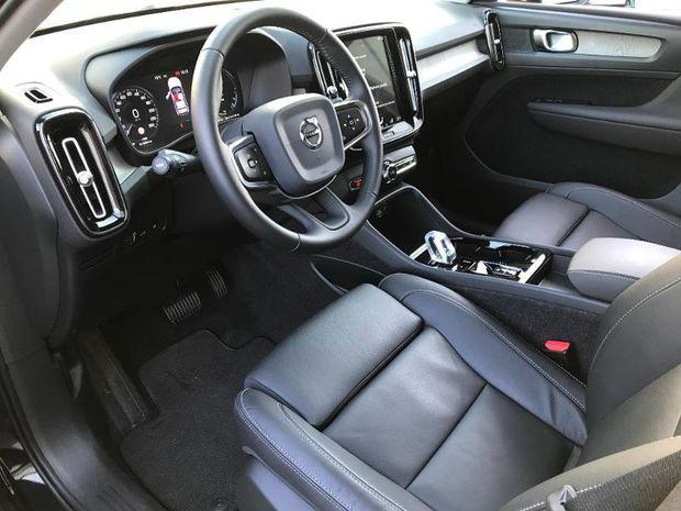 Photo miniature de la Volvo XC40 T5 Twin Engine 180 + 82ch Inscription Luxe DCT 7 2020 d'occasion