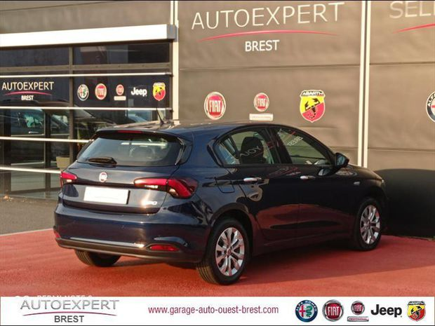 Photo miniature de la Fiat Tipo 1.4 95ch Easy 5p 2018 d'occasion