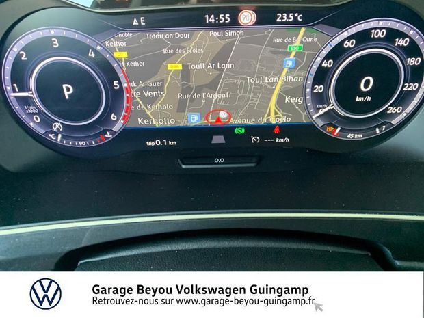 Photo miniature de la Volkswagen Tiguan 2.0 TDI 150ch BlueMotion Technology Carat DSG7 2016 d'occasion