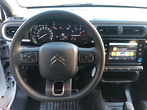 Photo miniature de la Citroën C3 PureTech 82ch Feel S&S E6.d 2020 d'occasion