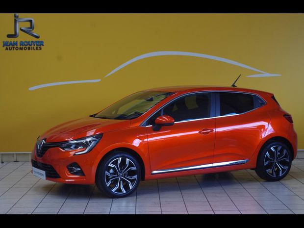 Photo miniature de la Renault Clio 1.3 TCe 130ch FAP Intens EDC 2020 d'occasion