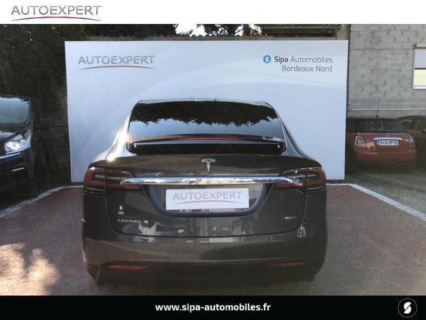Photo miniature de la Tesla MODEL X 75D Dual Motor 2017 d'occasion