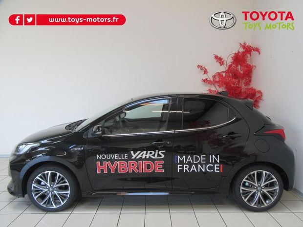 Photo miniature de la Toyota Yaris 116h Iconic 5p 2020 d'occasion