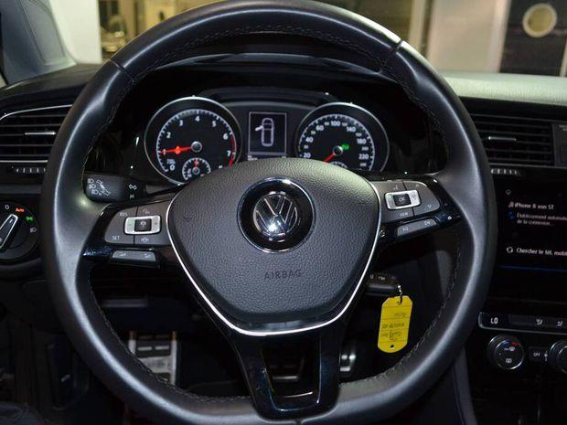 Photo miniature de la Volkswagen Golf SW 1.5 TSI 130 EVO BlueMotion DSG7 2019 d'occasion