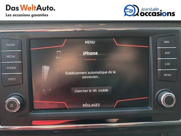 Photo miniature de la Seat Ateca 2.0 TDI 150 ch Start/Stop DSG7 4Drive 2019 d'occasion