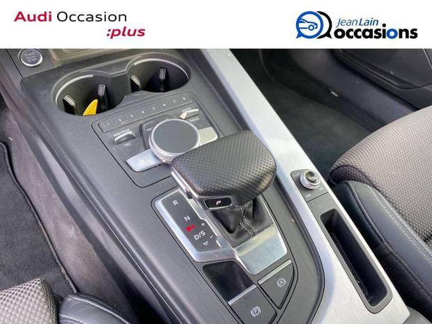 Photo miniature de la Audi A4 Avant 35 TDI 150 S tronic 7 2019 d'occasion