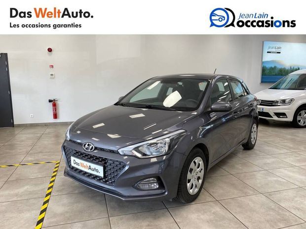 Photo miniature de la Hyundai i20 1.2L 84CH 2019 d'occasion