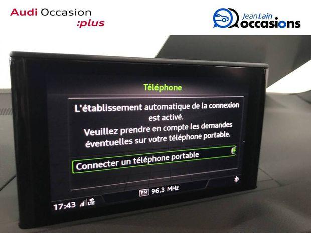 Photo miniature de la Audi Q2 35 TFSI COD 150 S tronic 7 2019 d'occasion