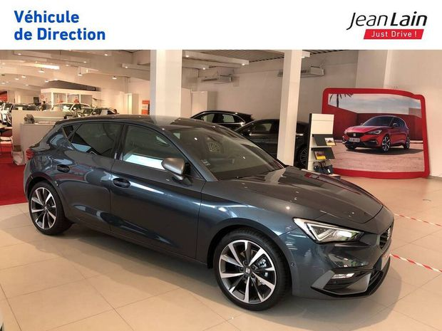 Photo miniature de la Seat Leon 2.0 TDI 150 DSG7 2020 d'occasion