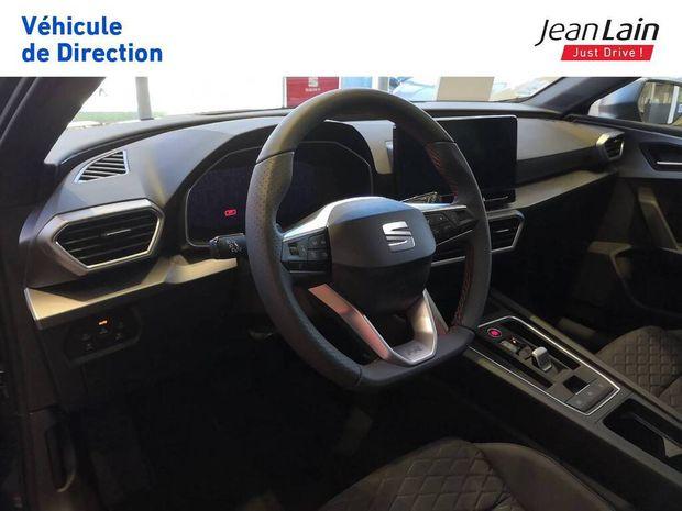 Photo miniature de la Seat Leon 2.0 TDI 150 DSG7 2020 d'occasion