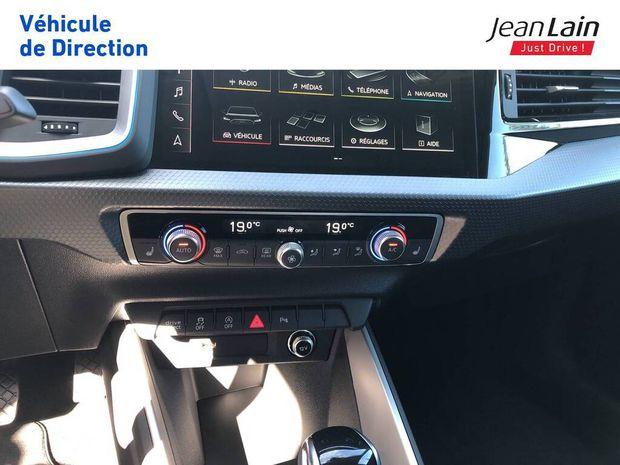 Photo miniature de la Audi A1 Sportback 30 TFSI 116 ch S tronic 7 2020 d'occasion