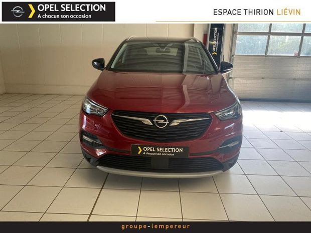 Photo miniature de la Opel Grandland X 1.5 D 130ch Design Line 2020 d'occasion