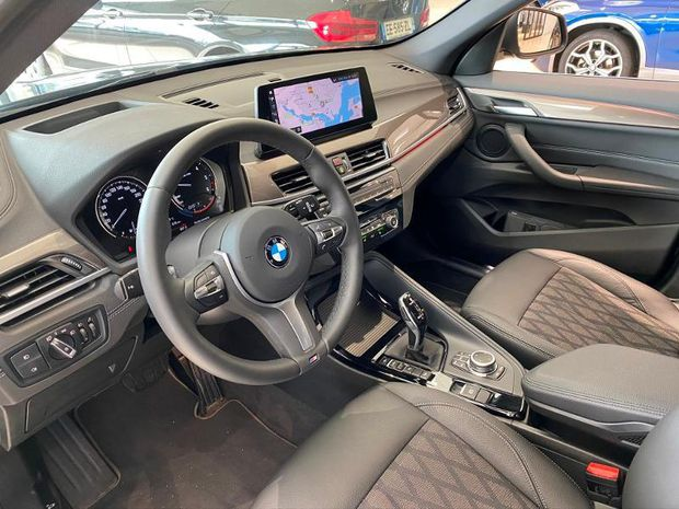 Photo miniature de la BMW X1 xDrive20dA 190ch xLine 2019 d'occasion