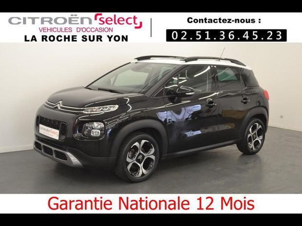 Photo miniature de la Citroën C3 Aircross PureTech 110ch S&S Shine E6.d 2019 d'occasion