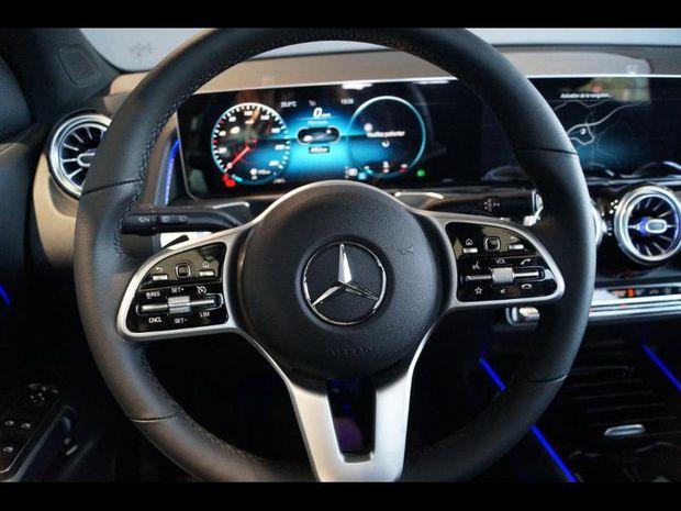 Photo miniature de la Mercedes GLB 200d 150ch Progressive Line 8G-DCT 122g 2020 d'occasion