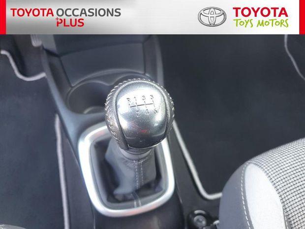 Photo miniature de la Toyota Yaris 110 VVT-i Design Y20 5p MY19 2019 d'occasion