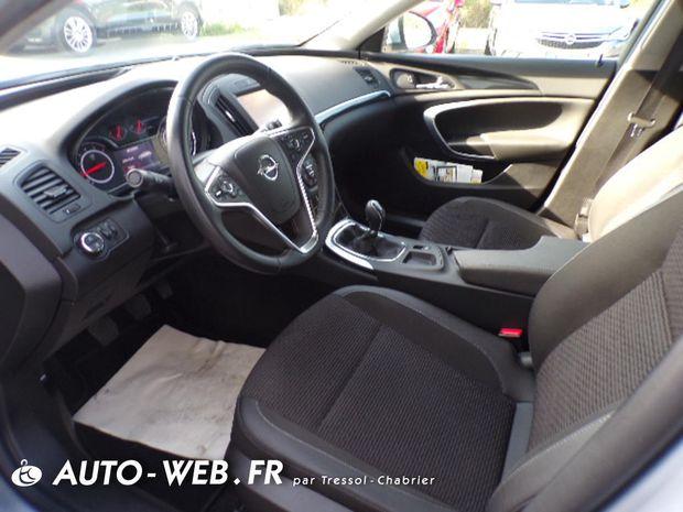 Photo miniature de la Opel Insignia 1.6 CDTI ecoFlex Start/Stop 136 ch Cosmo 2016 d'occasion