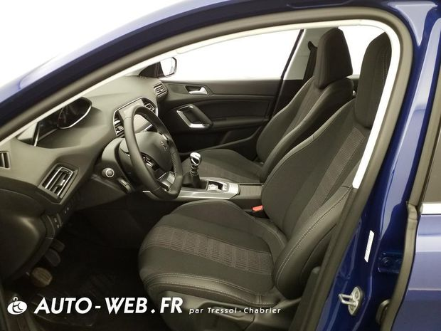 Photo miniature de la Peugeot 308 SW BlueHDi 130ch S&S BVM6 Allure 2019 d'occasion