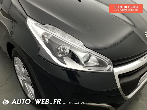 Photo miniature de la Peugeot 208 1.2 PureTech 82ch BVM5 Style 2017 d'occasion