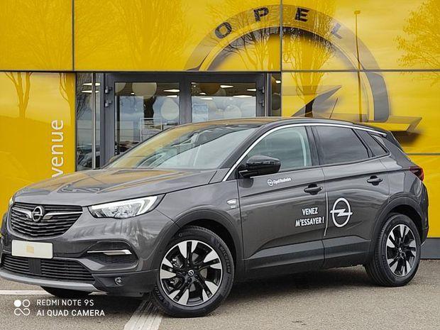 Photo miniature de la Opel Grandland X 1.5 D 130 Full LED Caméra Carplay 1500 km ! 2020 d'occasion