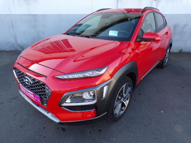 Photo miniature de la Hyundai Kona 1.0 T-GDi 120ch FAP Executive 2019 d'occasion