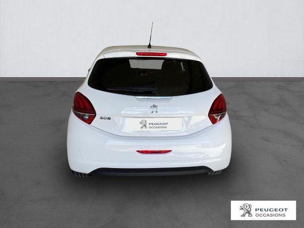 Photo miniature de la Peugeot 208 1.2 PureTech 110ch Allure Business S&S 5p 2019 d'occasion