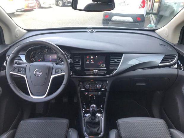 Photo miniature de la Opel Mokka X 1.4 Turbo 140 Innovation 120 ans Gtie 1 an 2019 d'occasion