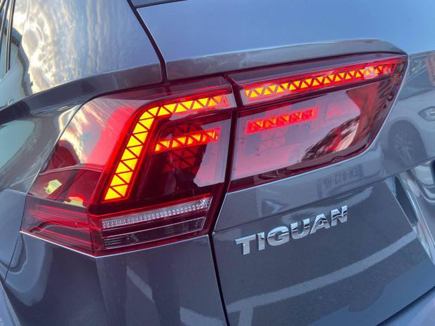 Photo miniature de la Volkswagen Tiguan 2.0 TDI 150ch Carat Exclusive DSG7 2017 d'occasion