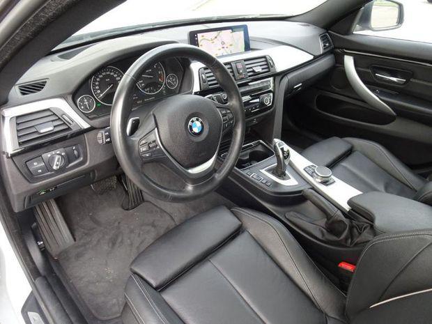 Photo miniature de la BMW Serie 4 Gran Coupe 420dA xDrive 190ch Luxury 2018 d'occasion