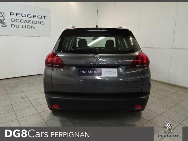 Photo miniature de la Peugeot 2008 1.2 PureTech 82ch E6.c Active Business 2019 d'occasion