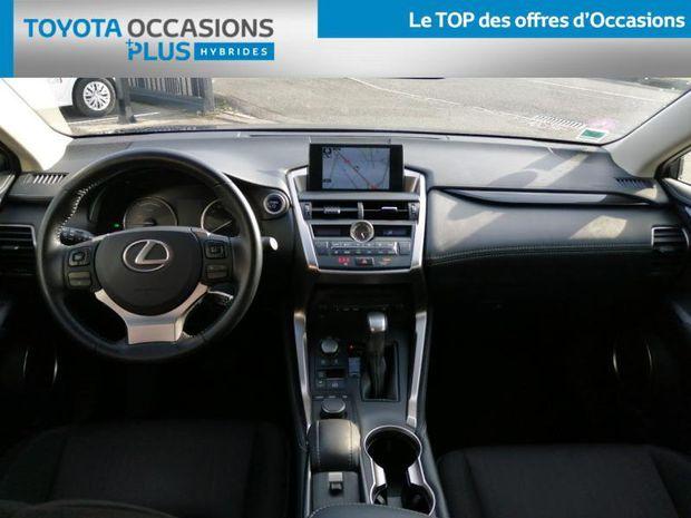 Photo miniature de la Lexus NX 300h 2WD 2017 d'occasion