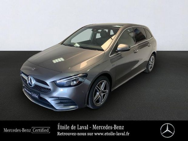 Photo miniature de la Mercedes Classe B 250 e 160+102ch AMG Line Edition 8G-DCT 2020 d'occasion