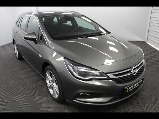 Photo miniature de la Opel Astra Sports Tourer 1.6 D 110ch Innovation 2019 d'occasion