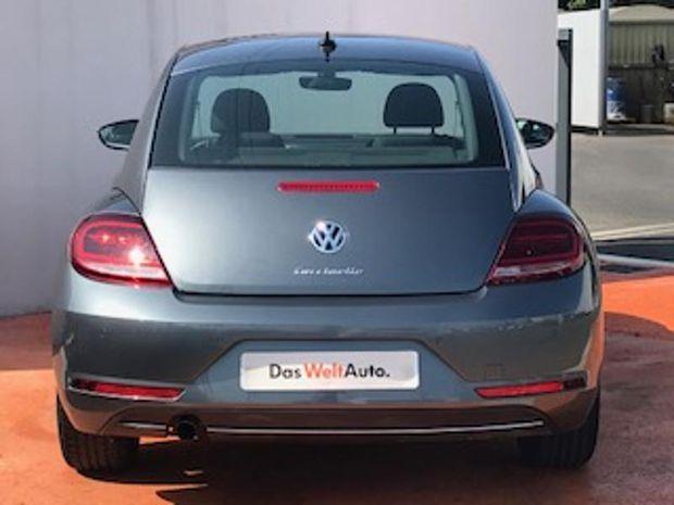 Photo miniature de la Volkswagen Coccinelle 1.2 TSI 105ch BlueMotion Technology Origin DSG7 2018 d'occasion