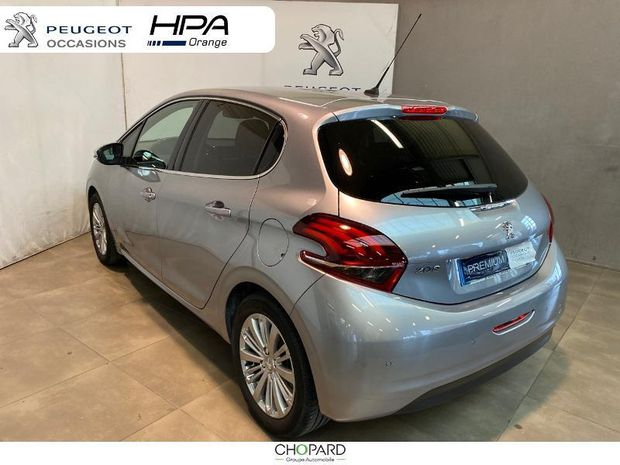 Photo miniature de la Peugeot 208 1.2 PureTech 110ch E6.c Allure S&S EAT6 5p 2019 d'occasion