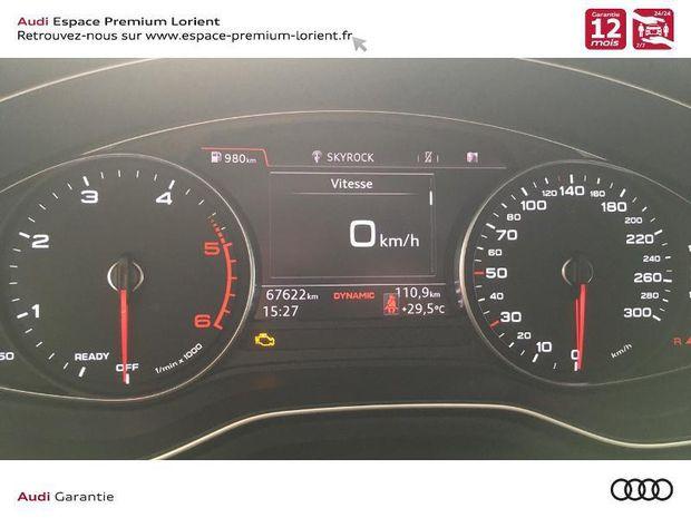 Photo miniature de la Audi A4 2.0 TDI 150ch Design 2016 d'occasion