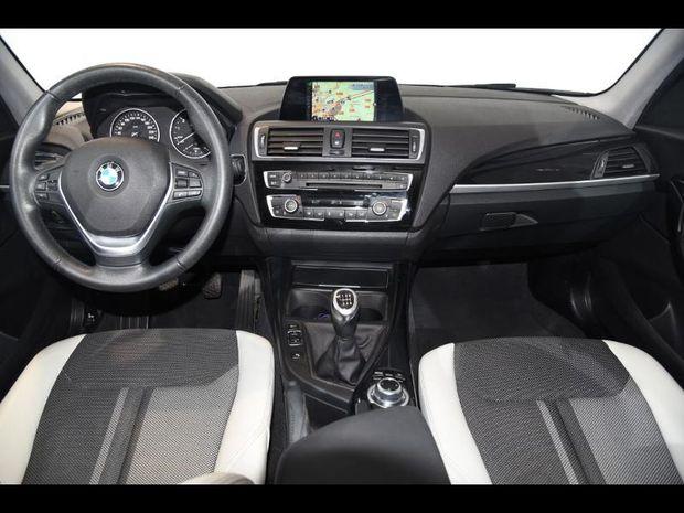 Photo miniature de la BMW Serie 1 116i 109ch UrbanChic 5p 2017 d'occasion