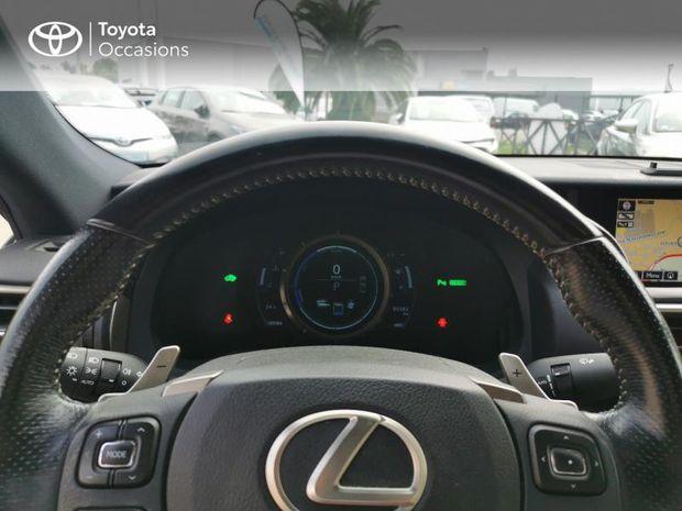 Photo miniature de la Lexus RC F RC 300h F SPORT 2017 d'occasion